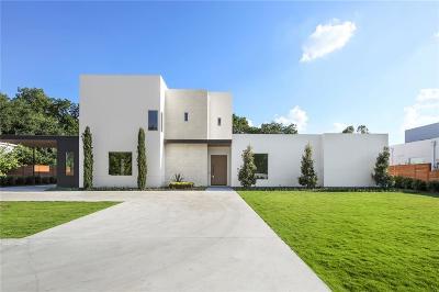 Dallas County Single Family Home For Sale: 5826 Walnut Hill Lane