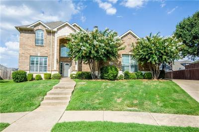 Grand Prairie Single Family Home For Sale: 540 Dales Circle