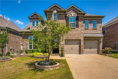 Wylie Single Family Home For Sale: 121 Turks Cap Trail