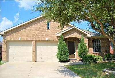 Frisco Single Family Home For Sale: 11484 Henderson Drive