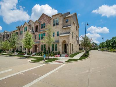 Flower Mound Townhouse For Sale: 2437 Springhill Avenue