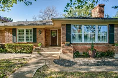 Single Family Home For Sale: 6431 Desco Drive
