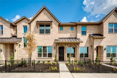 Flower Mound Townhouse For Sale: 2220 Epitome Avenue
