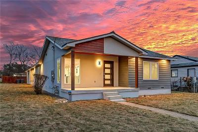 Dallas County Single Family Home For Sale: 6550 Lockheed Avenue