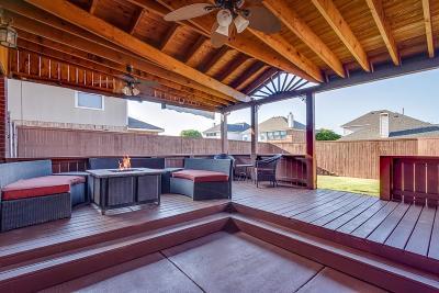 McKinney Single Family Home For Sale: 6400 Oakmont