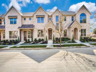 Flower Mound Townhouse For Sale: 2233 Pinnacle Lane