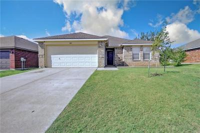 Burleson Single Family Home Active Contingent: 1013 Rock Springs Drive