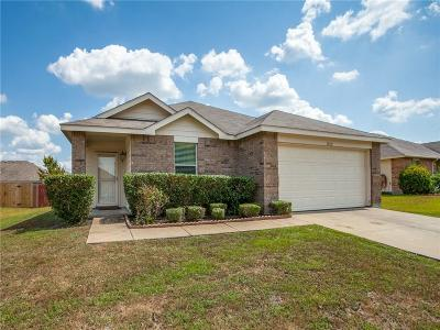 Terrell Single Family Home For Sale: 1822 Brookwood Drive