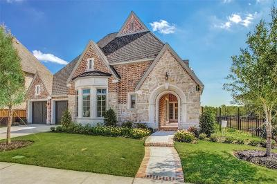 Frisco Single Family Home For Sale: 6818 Bridge View Drive