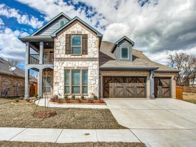 Wylie Single Family Home For Sale: 1015 Eagle Glen Drive