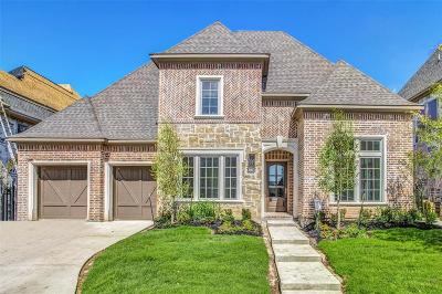 Frisco Single Family Home For Sale: 8538 Happy Hollow Drive