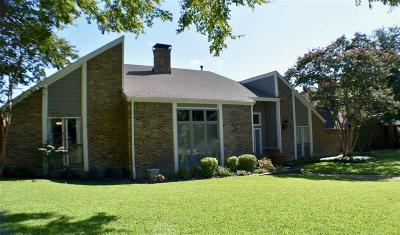 Dallas County Single Family Home For Sale: 9910 Hickory Crossing