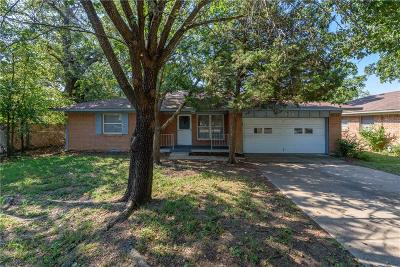 Denton County Single Family Home For Sale: 1918 Mohican Street