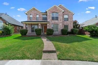 The Colony Single Family Home For Sale: 5641 Overland Drive