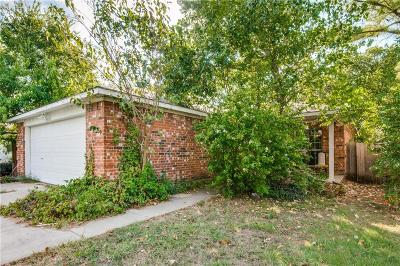 The Colony Single Family Home For Sale: 4601 Lake Park Drive