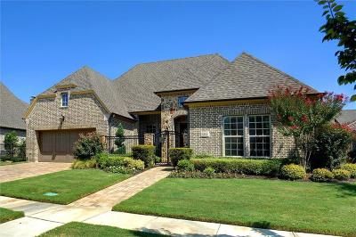 Southlake Single Family Home Active Option Contract: 2812 Veranda Lane