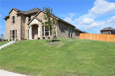 Desoto Single Family Home For Sale: 1625 Sagewood Drive