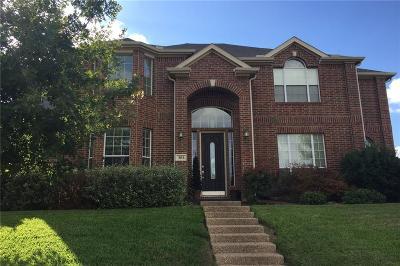 Desoto Single Family Home For Sale: 301 Shavano Street