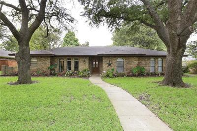 Plano Single Family Home Active Option Contract: 3109 Bonniebrook Drive