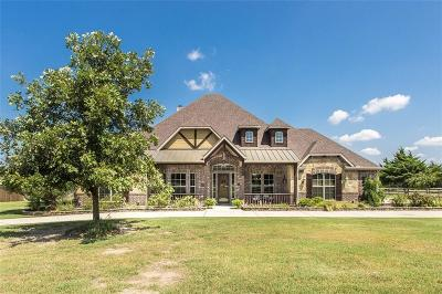 Midlothian Single Family Home For Sale: 4621 Morninglory Parkway