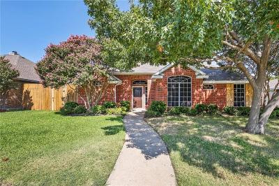 Rowlett Single Family Home For Sale: 7301 Armstrong Lane