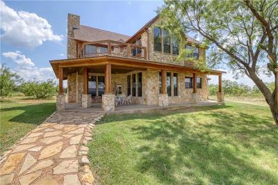 Possum Kingdom Lake Single Family Home For Sale: 1060 Gordon Mtn Vw Court