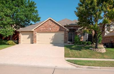 Sachse Single Family Home Active Option Contract: 6111 Crestmill Lane