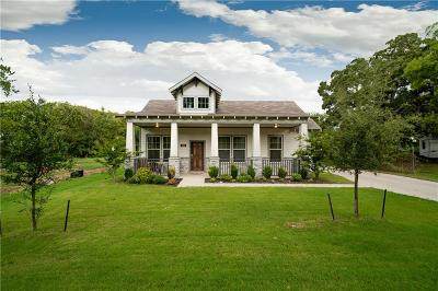 Kennedale Single Family Home For Sale: 404 W 3rd Street
