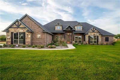 Waxahachie Single Family Home For Sale: 7441 Chambers Bay Circle