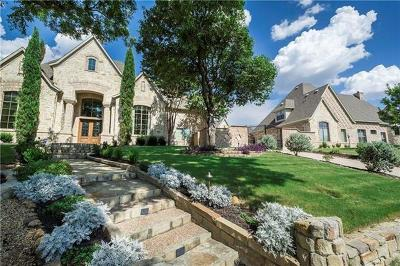 McKinney Single Family Home Active Option Contract: 1501 Chancellor Lane