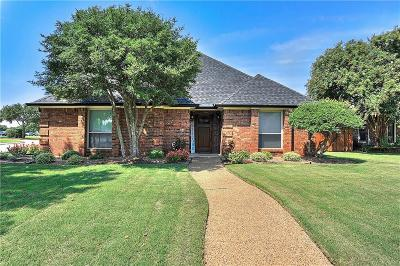 Allen Single Family Home For Sale: 7 Valleycrest Court