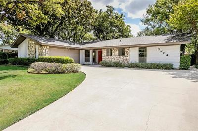 Farmers Branch Single Family Home For Sale: 3284 Golfing Green Drive
