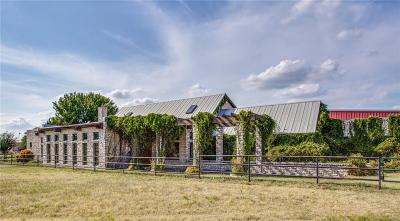 Tarrant County Farm & Ranch For Sale: 4039 Keller Haslet Road
