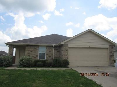 Terrell Residential Lease For Lease: 105 Sandlewood Drive