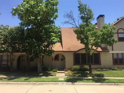 Carrollton  Residential Lease For Lease: 2047 Clubview Drive