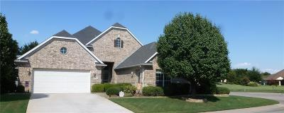 Denton Single Family Home For Sale: 11404 Ridgedale Court