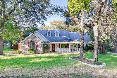 Weatherford Single Family Home For Sale: 125 Greenwood Oaks Drive