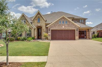 Mansfield Single Family Home For Sale: 4318 Gleneagles Drive