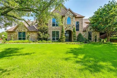 Weatherford Single Family Home For Sale: 2022 Woodland Hills Lane