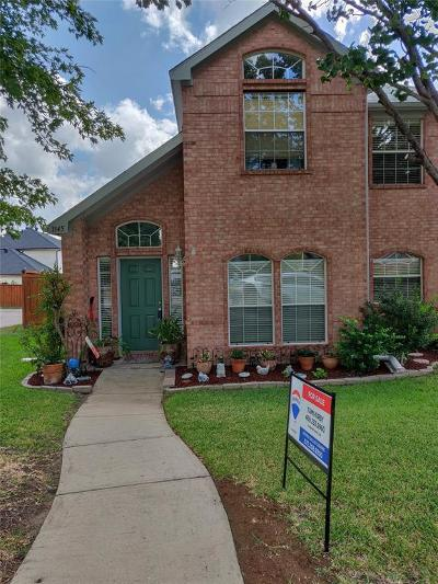 Denton County Single Family Home For Sale: 1345 Mae Drive