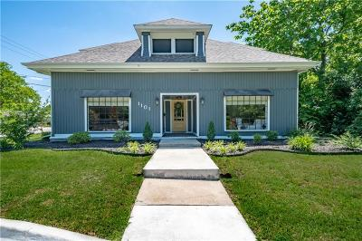 Waxahachie Single Family Home For Sale: 1101 W Marvin Avenue