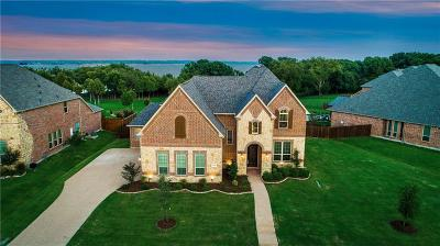 Rowlett Single Family Home For Sale: 9102 Waters Lane