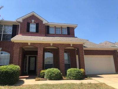 Fort Worth Single Family Home For Sale: 4712 Tearose Trail