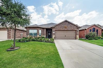 Weatherford Single Family Home Active Contingent: 1072 Jodie Drive
