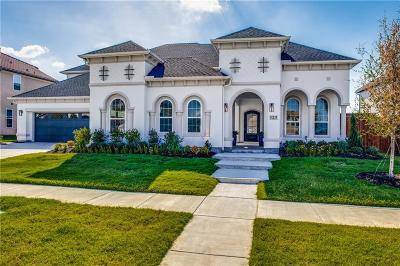 Frisco Single Family Home For Sale: 11233 Majestic Prince Circle