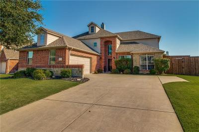 Prosper Single Family Home For Sale: 271 Wilson Drive