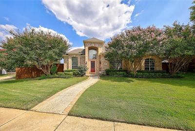 Plano Single Family Home For Sale: 7516 Hasselt Court