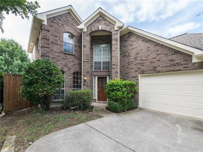 Frisco Single Family Home For Sale: 10805 Turtle Creek Lane