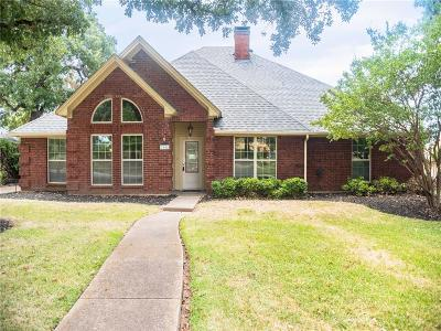 North Richland Hills Single Family Home For Sale: 7108 Lincoln Drive