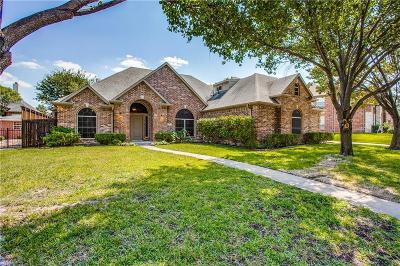 Forney Single Family Home For Sale: 305 Hillside Drive